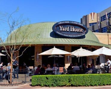 The Yard House in Glendale, Arizona