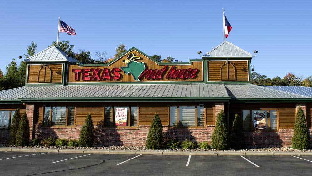 Texas RoadHouse for steaks