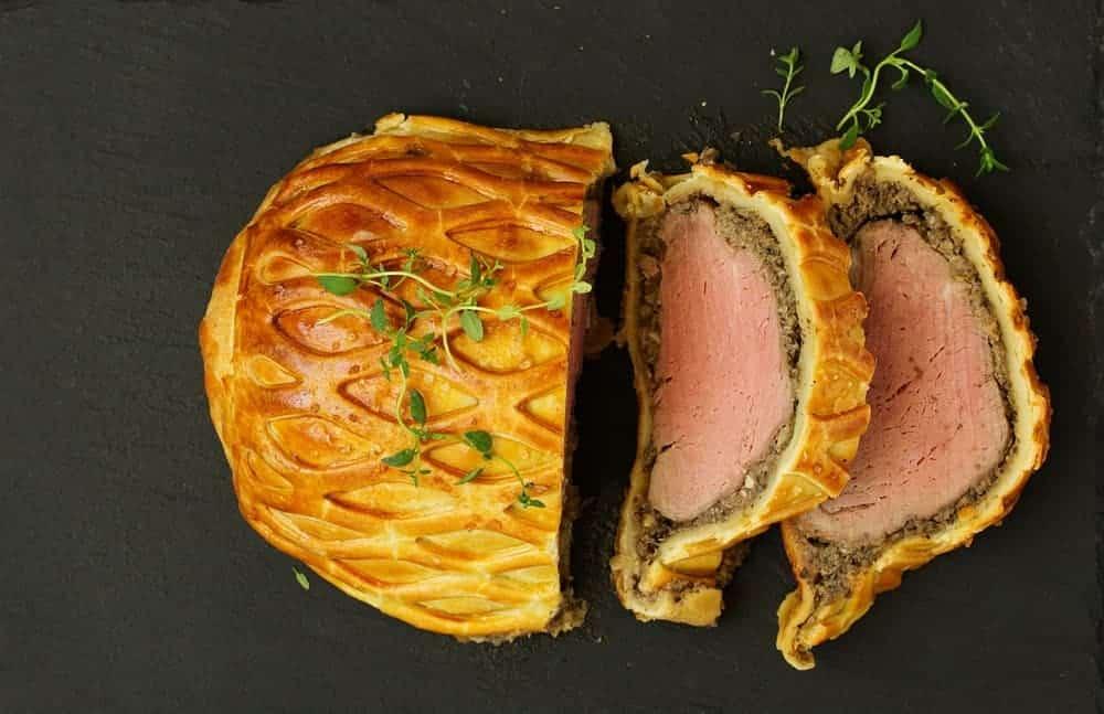Beef Wellington Pastry