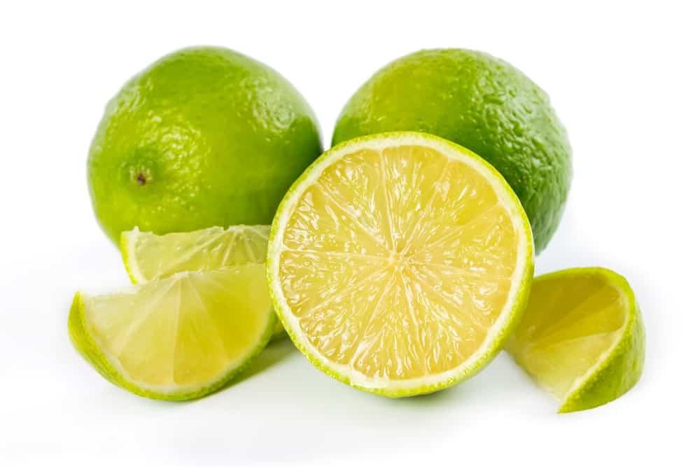 Green sweet limes