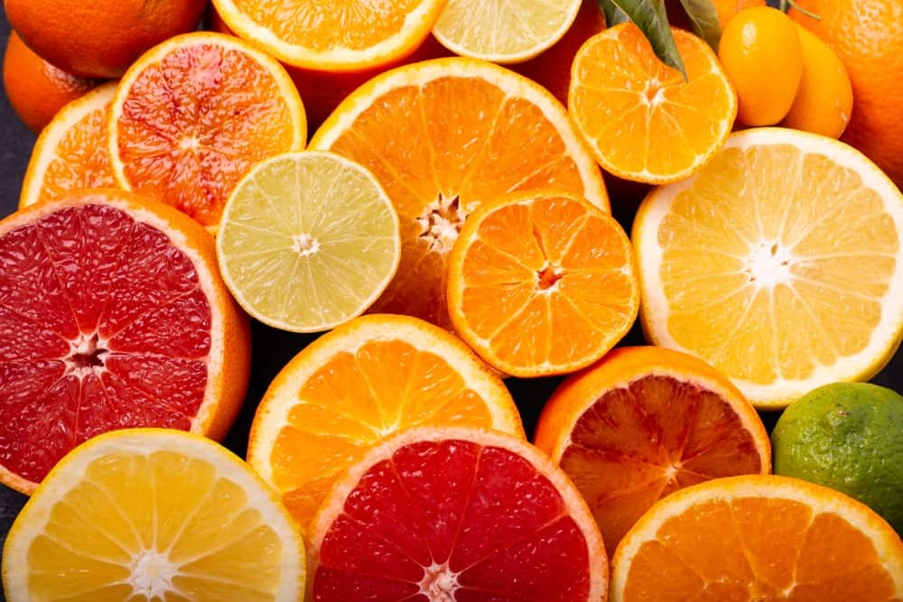 18 Different Types of Citrus Fruits