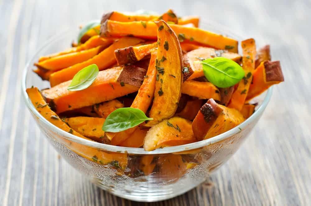 Tasty Sweet Potatoes