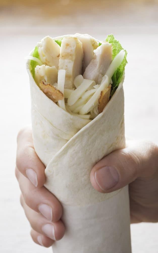 A Healthy Burrito