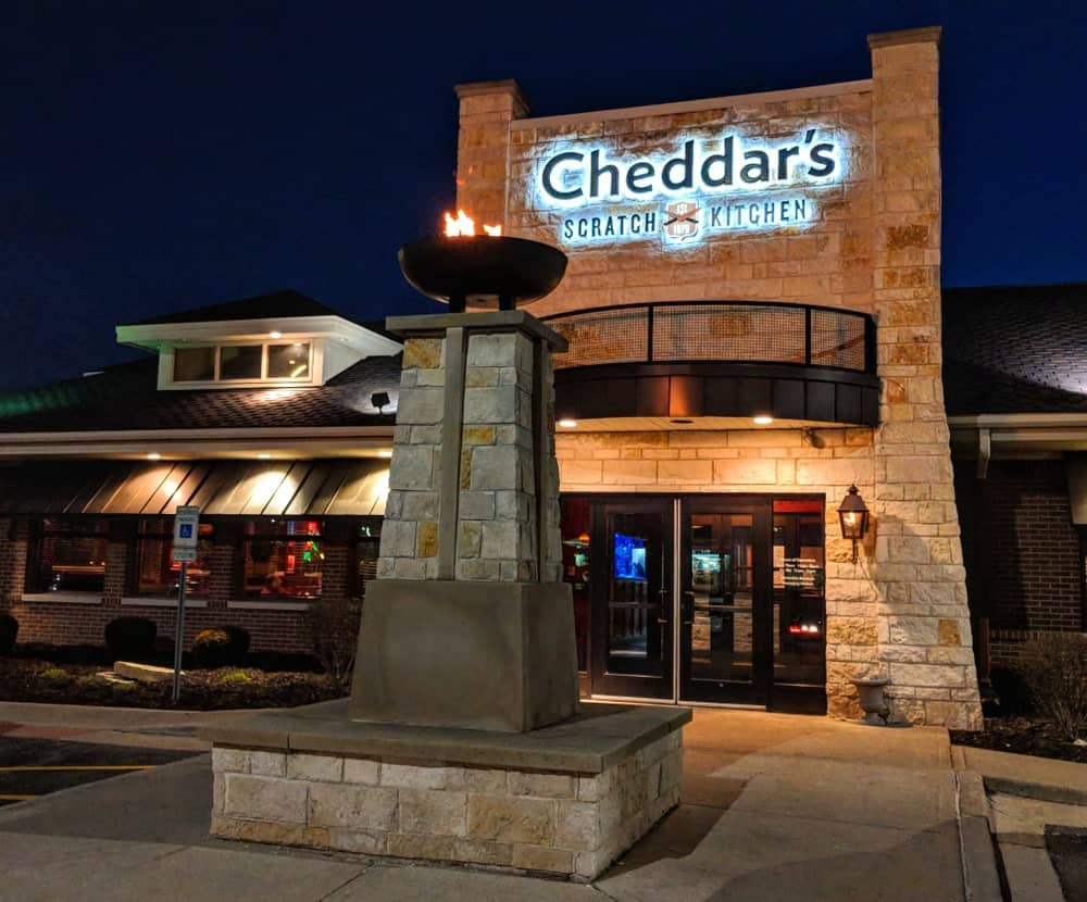 Small restaurant chain Cheddar's