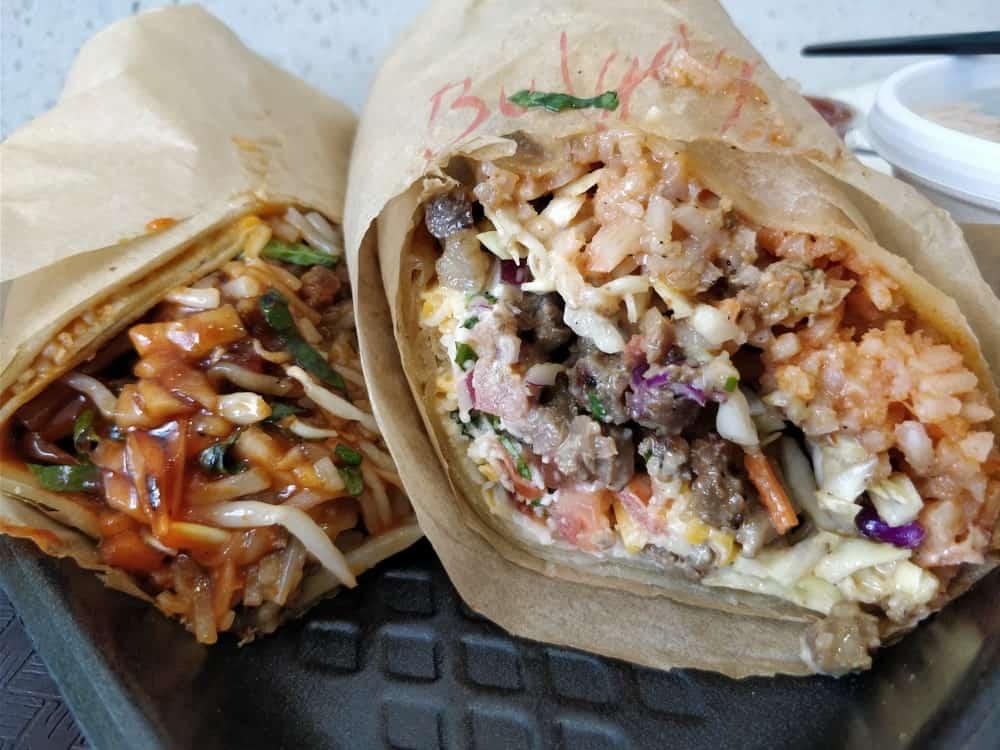 Koig Burrito