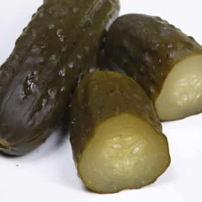 A screenshot of the Pickle Licious product.
