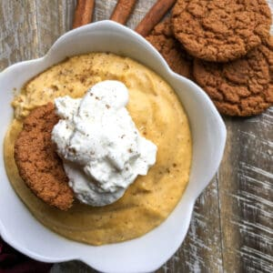 Canned Pumpkin Mousse