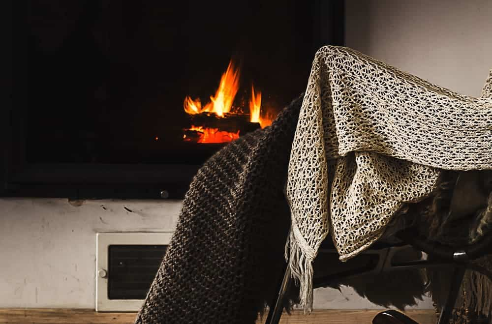 Priority when choosing a fireplace rug