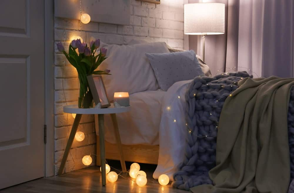 Small Aesthetic Bedrooms Design Ideas