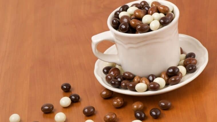 Chocolate Covered Beans