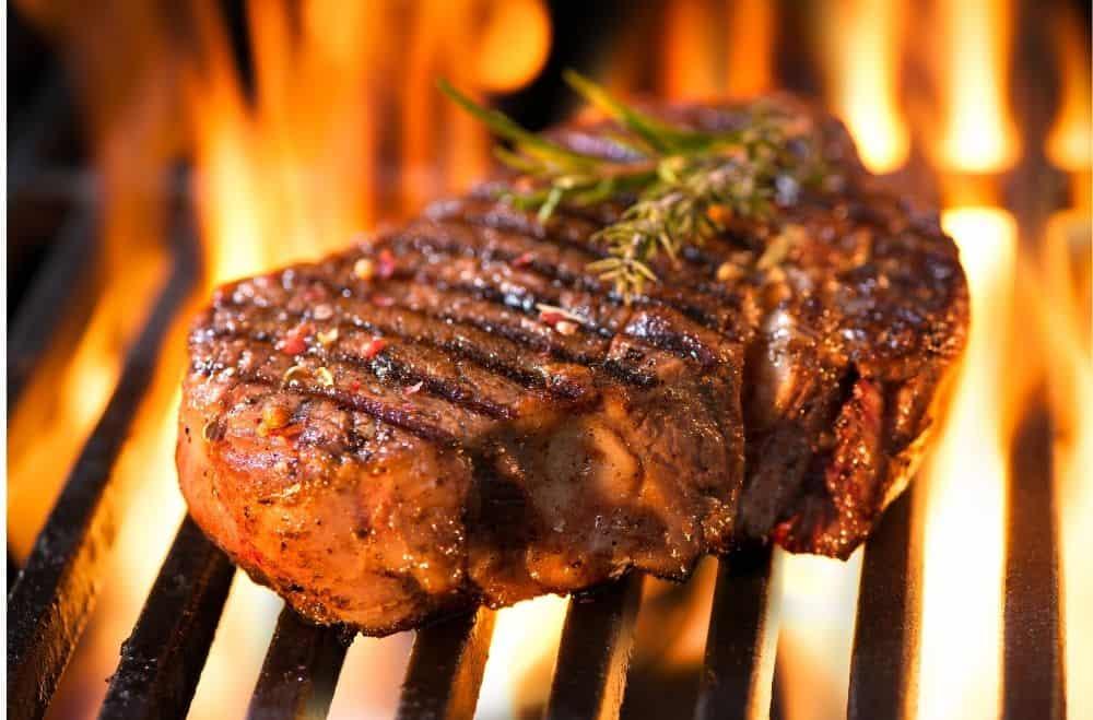 How to reheat steak