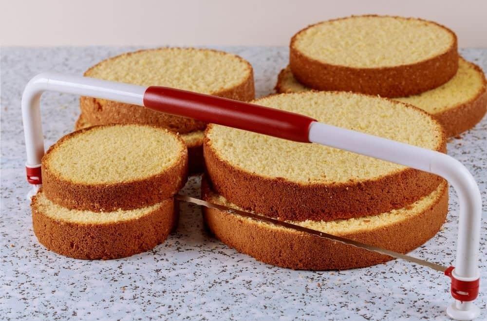 Cake Leveler