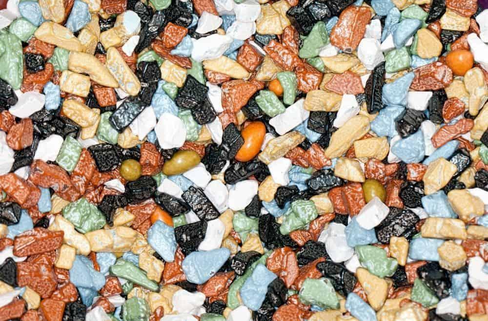 Chocolate Rocks