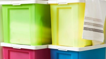 Top 10 Storage Containers
