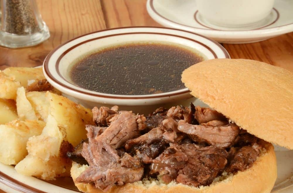 How to Make Au Jus with Beef Base