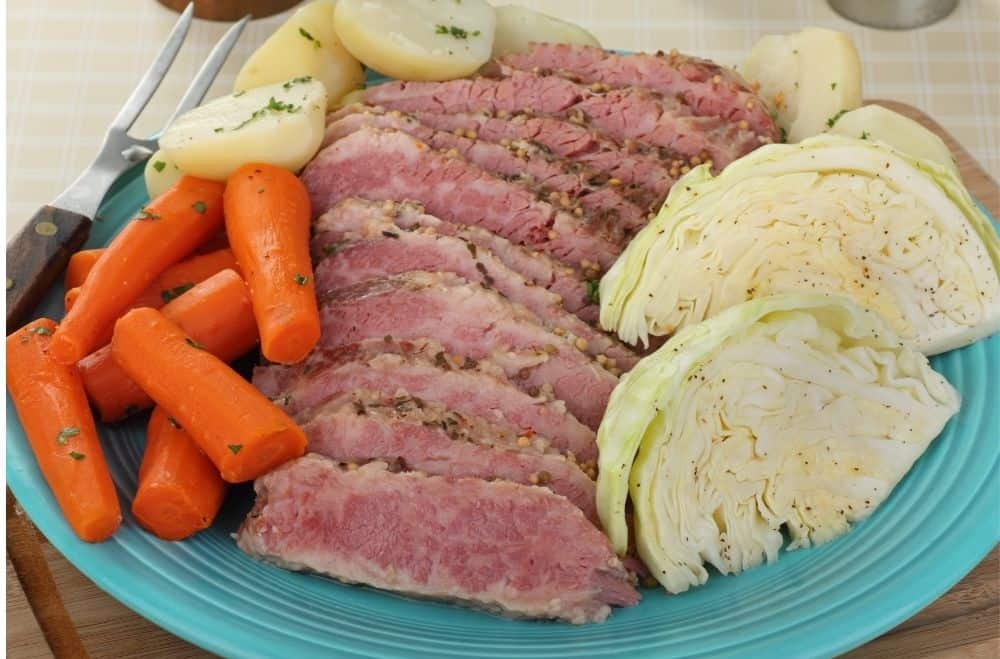 How to Cook Corned Beef Brisket on the Stove