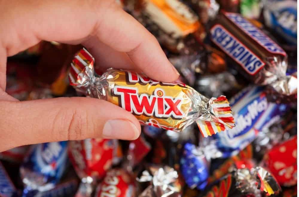 Is There a Difference Between Left and Right Twix?