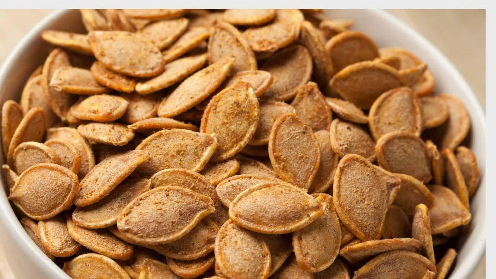 How to cook pumpkin seeds in an air fryer