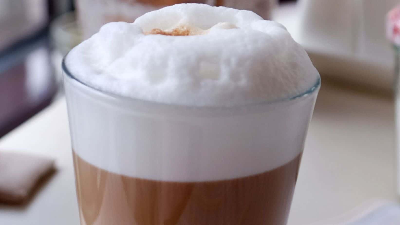 How to Make Sweet Cream Cold Foam